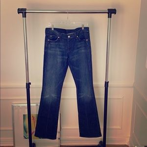 7 For All Mankind Classic Bootcut - NWOT